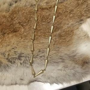 2/$12 Lia Sophia | gold necklace